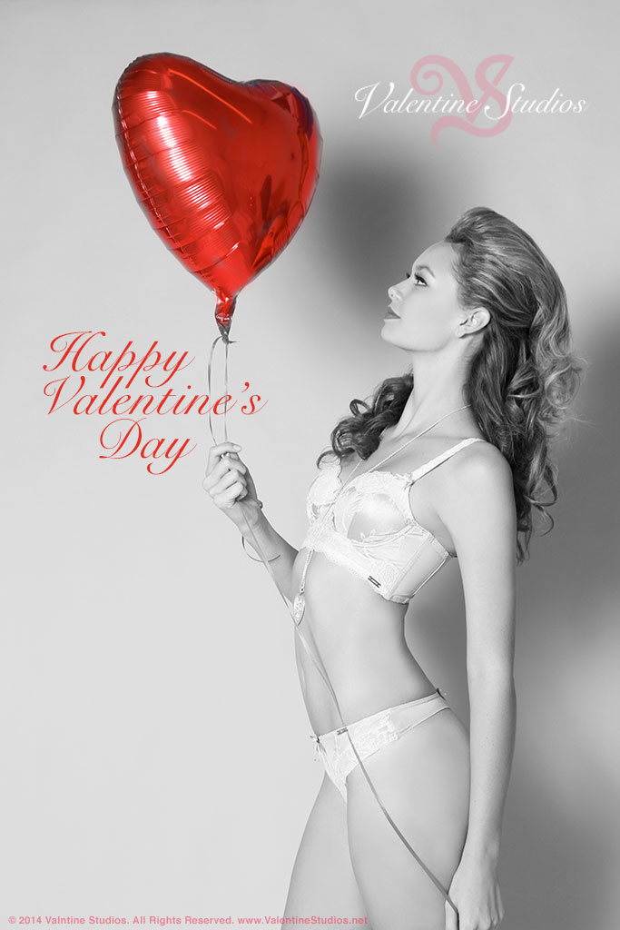 Happy Valentine's Day from Valentine Studios, where everyday is Valentine's Day!