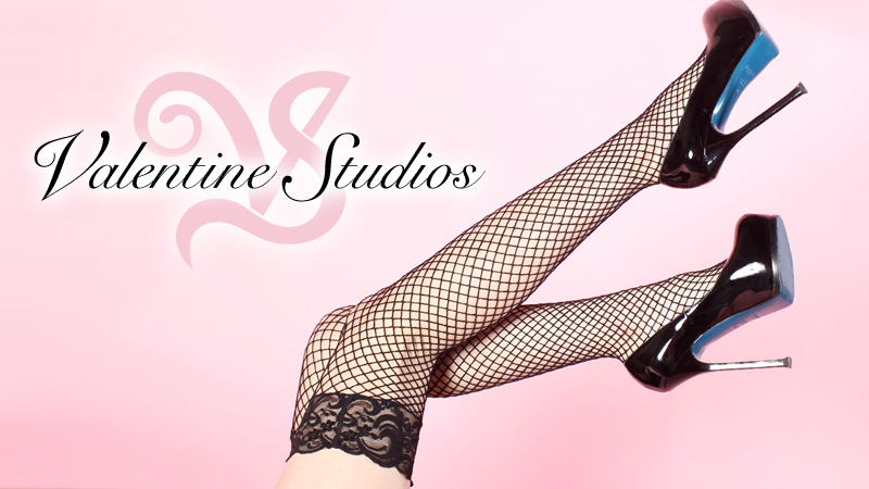 Valentine Studios Photography, offering boudoir, glamour, pin-up, wedding boudoir, pregnancy, location, model, and fashion photography shoots.